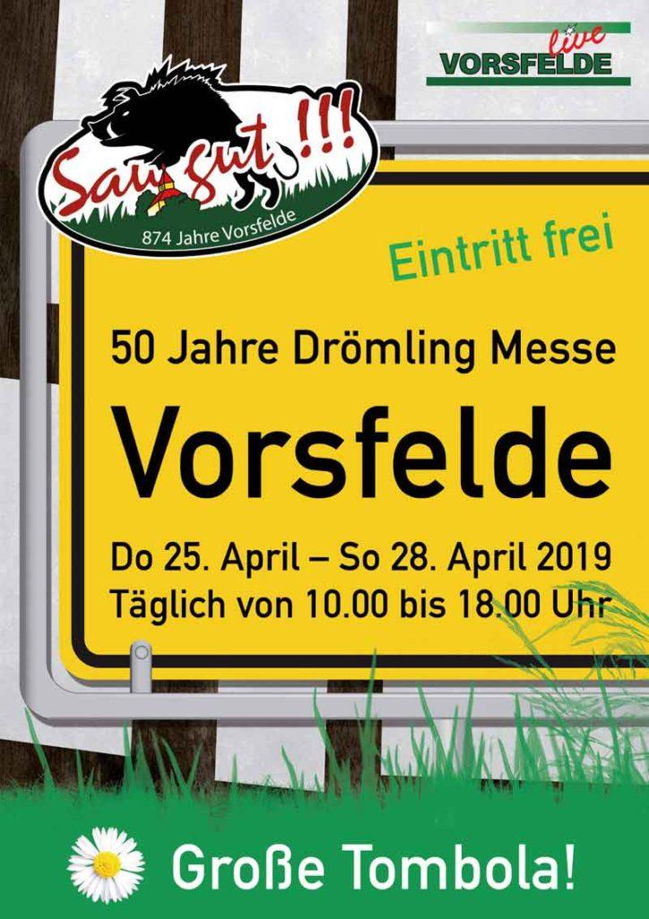 Drömling Messe Vorsfelde 2019