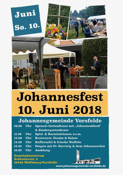 Johannesfest 2018