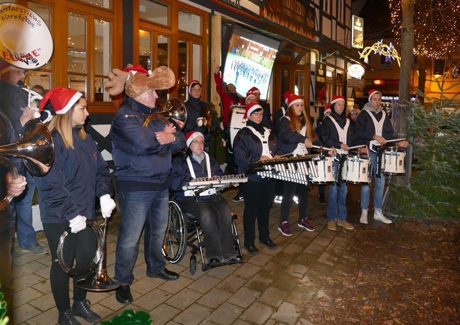 Weihnachtsmarkt Vorsfelde 2015